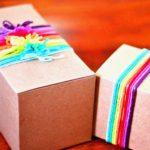 Несколько причин выбрать подарочную коробку в качестве упаковки